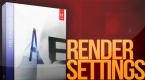 After Effects Render Settings for YouTube HD