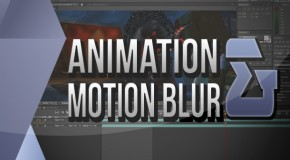 After Effects: Basic Animation and Motion Blurs