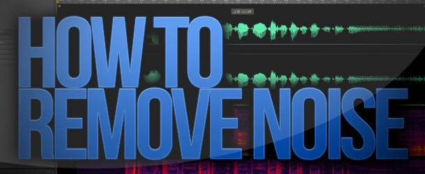 How to Remove Noise with Soundbooth (Basic)
