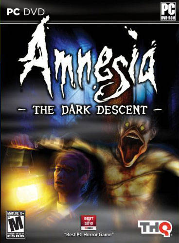 Amnesia: The Dark Descent puts you in the shoes of Daniel as he wakes up in a desolate castle, barely remembering anything about his past.