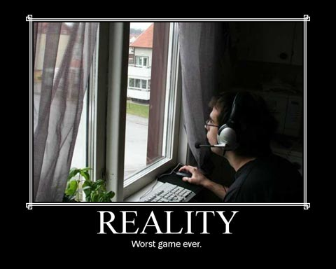 Reality Worst Graphics EVER!