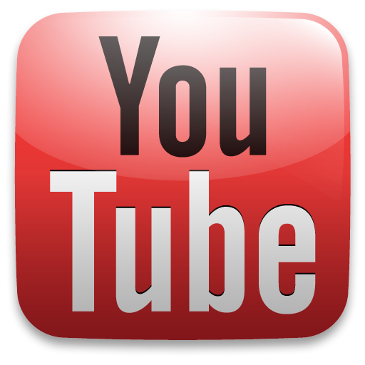 YouTube Transparent background Logo