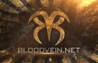 Bloodvein Logo Wallpaper | Going Gold