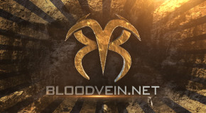 Bloodvein Logo Wallpaper | Going Gold