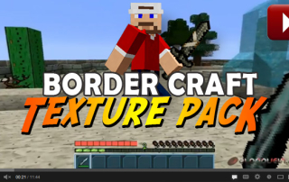 Minecraft Bordercraft Texture Pack