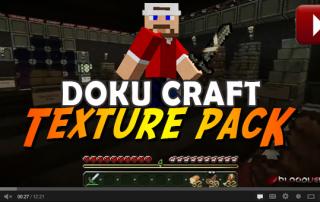 Minecraft Dokucraft Dark Texture Pack