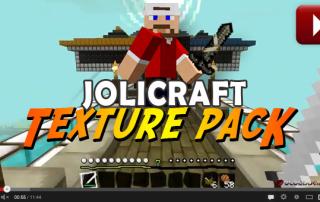 Minecraft Jolicraft Texture Pack