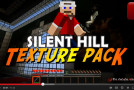 Minecraft Texture Pack – Silent Hill