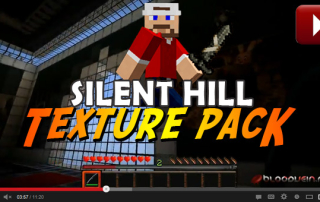 Minecraft Silent Hill Texture Pack
