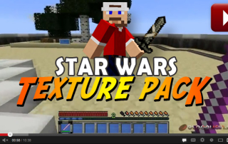 Minecraft Star Wars Texture Pack