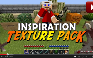 Minecraft Inspiration Texture Pack