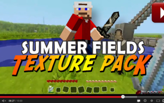 Minecraft Summerfields Texture Pack