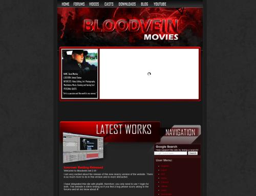 Bloodvein.net 1.0