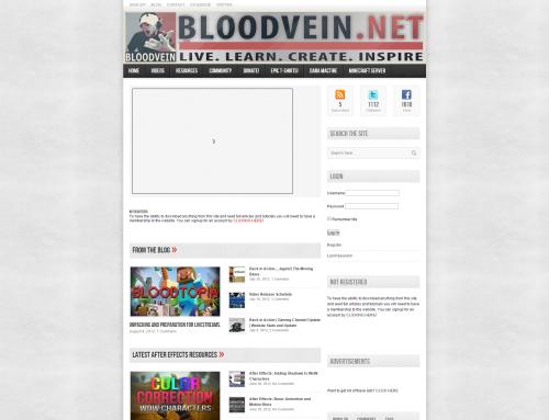 Bloodvein.net 2.0