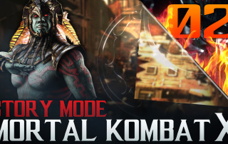 Mortal Kombat X Story mode CH2 Thumb