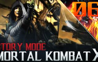 mortal kombat X chapter 6 story mode
