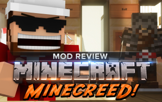 Minecraft-Mod-Minecreed-1.8-Assassin-creed minecraft mod