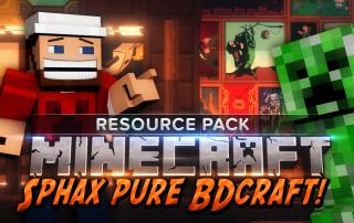 Minecraft-Resource-Pack-Sphax-PureBDcraft-Thumbnail