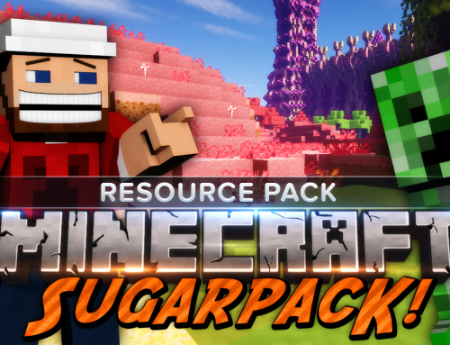 Minecraft Resource Pack: Sugarpack | 1.8.3