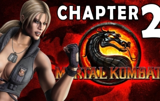 Mortal Kombat 9 2011 Story Mode Chapter 02 Sonya Blade