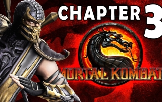 Mortal Kombat 9 2011 Story Mode Chapter 03 Scorpion