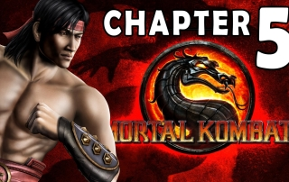 Mortal Kombat 9 2011 Story Mode Chapter 05 Liu Kang