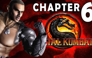Mortal Kombat 9 2011 Story Mode Chapter 06 Jax