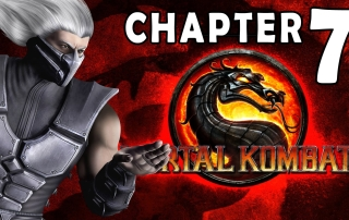 Mortal Kombat 9 2011 Story Mode Chapter 07 Smoke