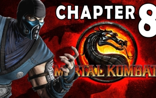 Mortal Kombat 9 2011 Story Mode Chapter 08 Sub-Zero