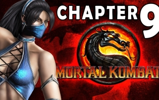 Mortal Kombat 9 2011 Story Mode Chapter 09 Kitana
