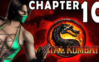 Mortal Kombat 9 2011 Story Mode Chapter 10 Jade