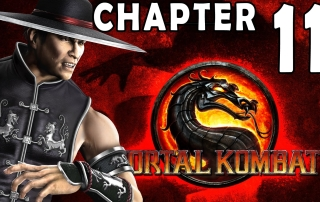 Mortal Kombat 9 2011 Story Mode Chapter 11 Kung Lao