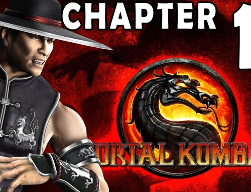 Mortal Kombat 9  2011 Story Mode: Chapter 11 – Kung Lao
