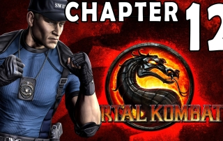 Mortal Kombat 9 2011 Story Mode Chapter 12 Stryker