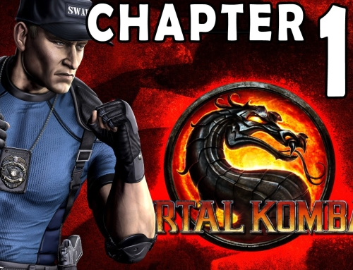 Mortal Kombat 9  2011 Story Mode: Chapter 12 – Stryker
