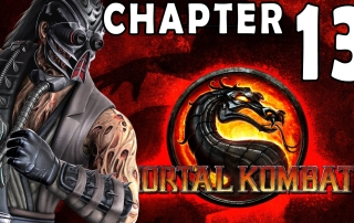 Mortal Kombat 9 2011 Story Mode Chapter 13 Kabal