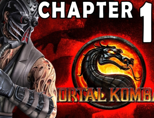 Mortal Kombat 9  2011 Story Mode: Chapter 13 – Kabal