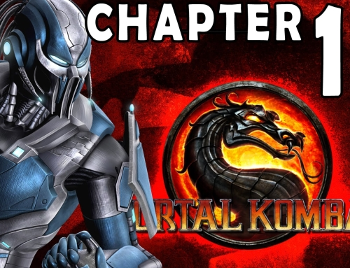 Mortal Kombat 9  2011 Story Mode: Chapter 14 – Cyber Sub-Zero