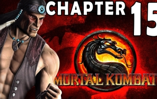 Mortal Kombat 9 2011 Story Mode Chapter 15 Nightwolf