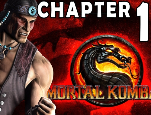 Mortal Kombat 9  2011 Story Mode: Chapter 15 – Nightwolf