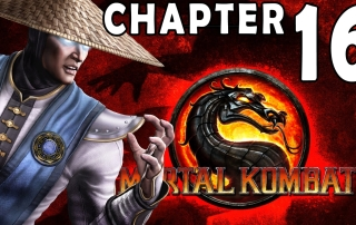 Mortal Kombat 9 2011 Story Mode Chapter 16 Raiden