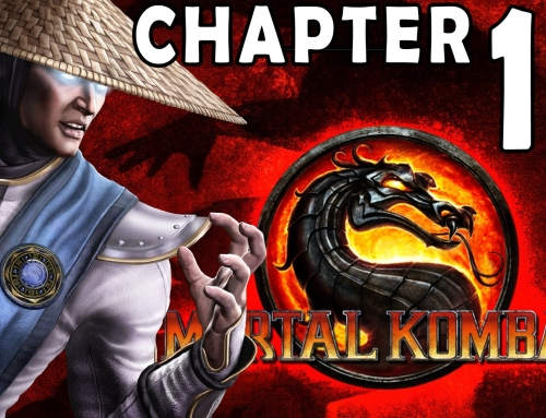 Mortal Kombat 9  2011 Story Mode: Chapter 16 – Raiden