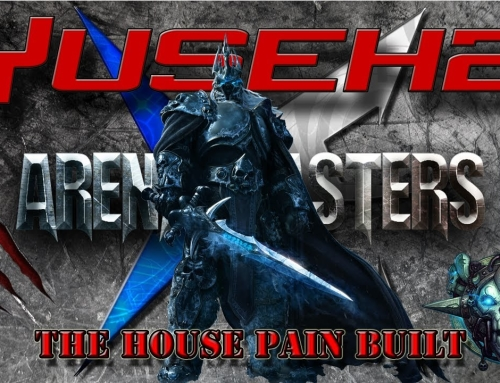 Arena Masters Yusehz | Building the House of Pain (Rank1 DK Arena) | World of Warcraft