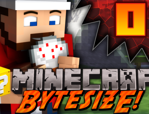 Minecraft | Bytesize Modded Survival #01