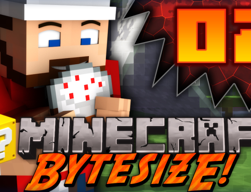 Minecraft | Bytesize Modded Survival #02