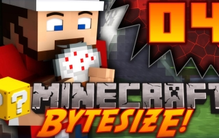 Bytesize FTB Modded Survival Modpack episode 4
