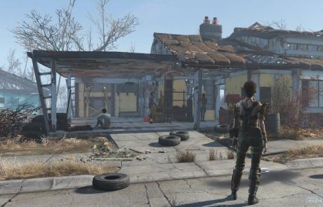 Fallout 4 HD Wallpaper Goodneibhor