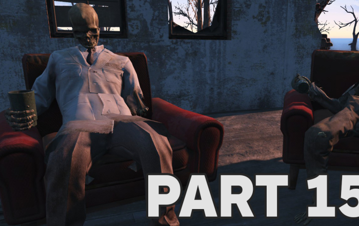 Fallout 4 kill kellogg walkthrough part 15