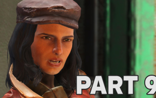 Fallout 4 walkthrough gameplay part 9