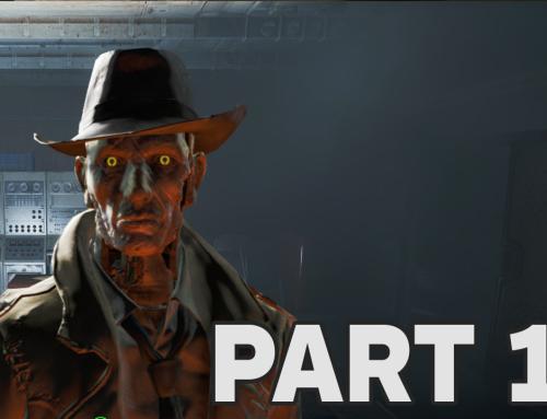 Fallout 4: Unlucky Valentine – Skinny Malone, Valentine | Part 12